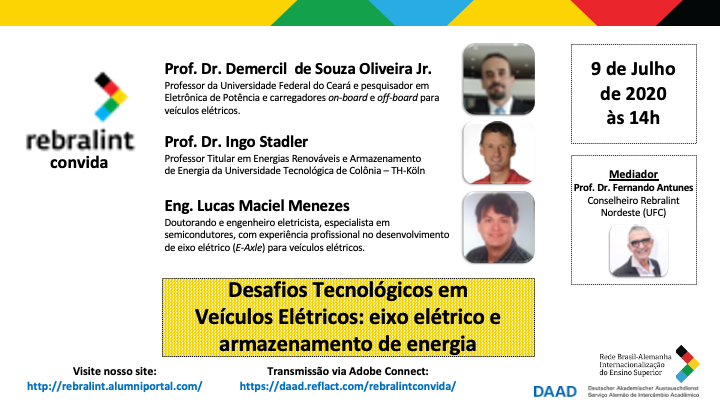 Desafios Tecnológicos em  Veículos Elétricos: eixo elétrico e  armazenamento de energia